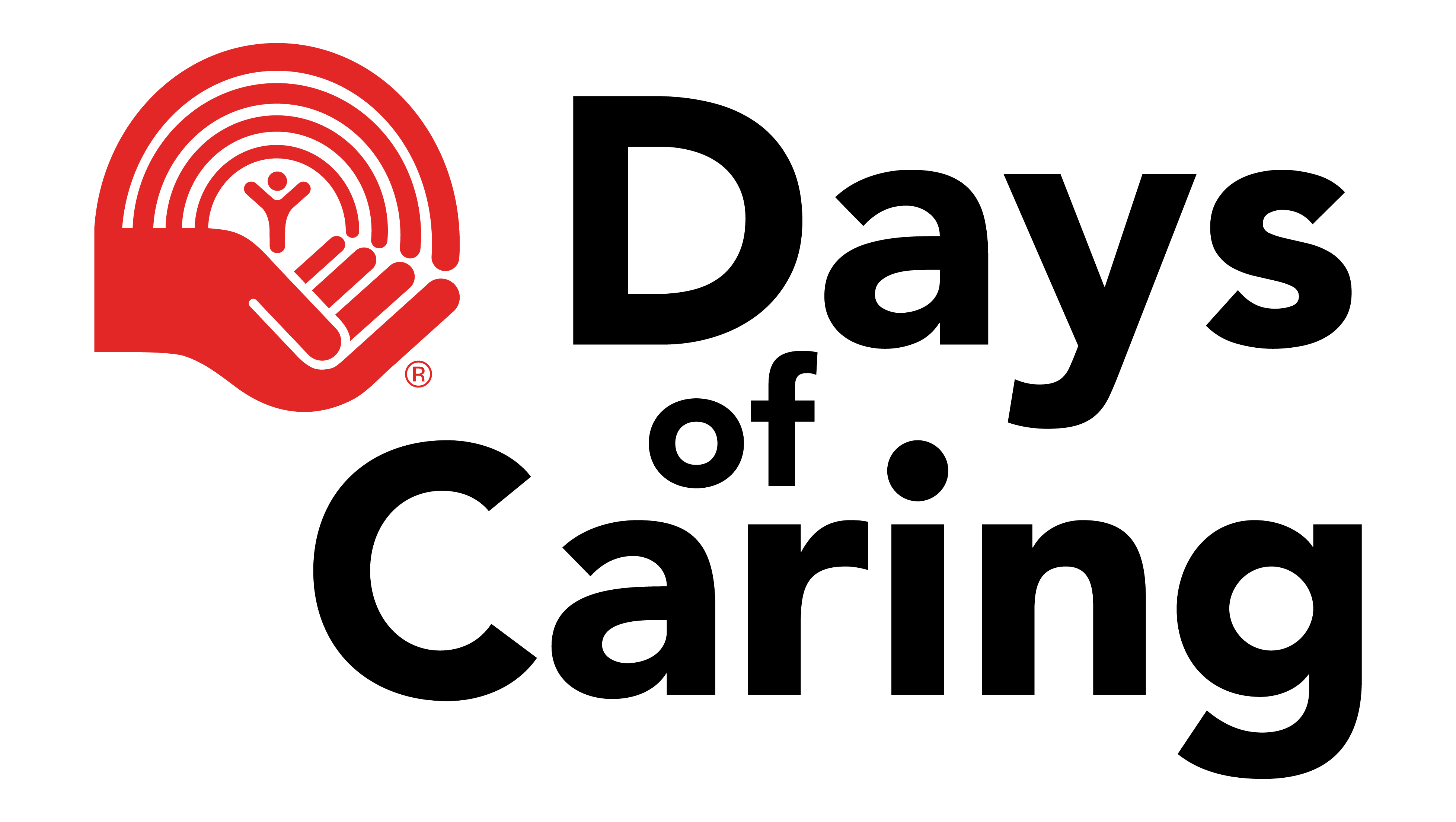 Days of Caring with logo